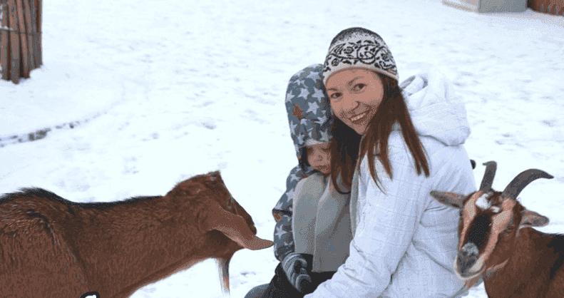 День Мамы взоопарке «Лимпопо» 2018