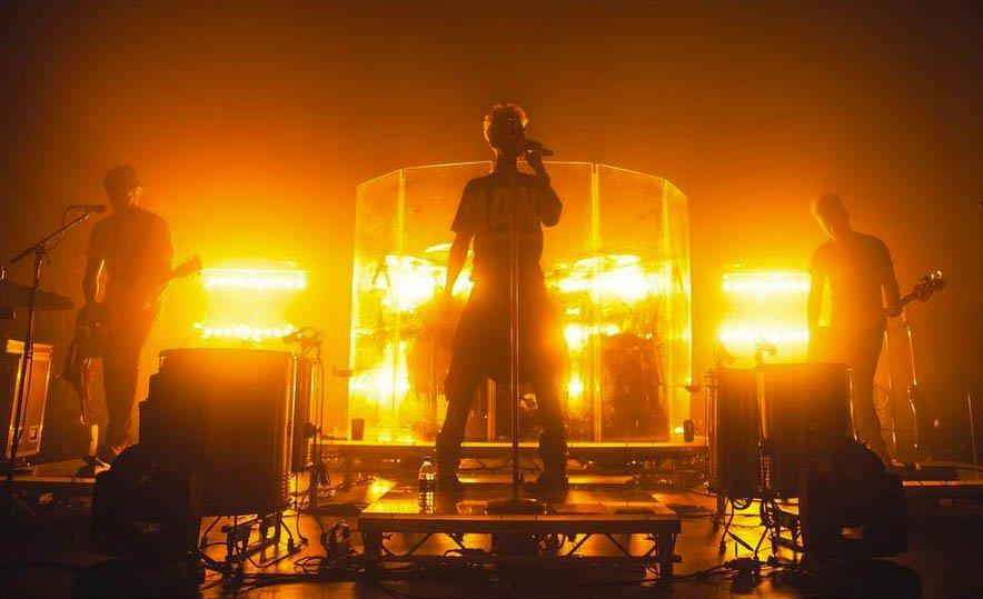Tokio Hotel в Нижнем Новгороде