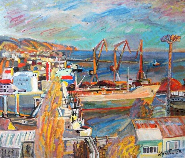 Выставка работ Александра Инютина «Подводя итоги»