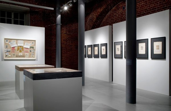 Центра современного искусства Арсенал