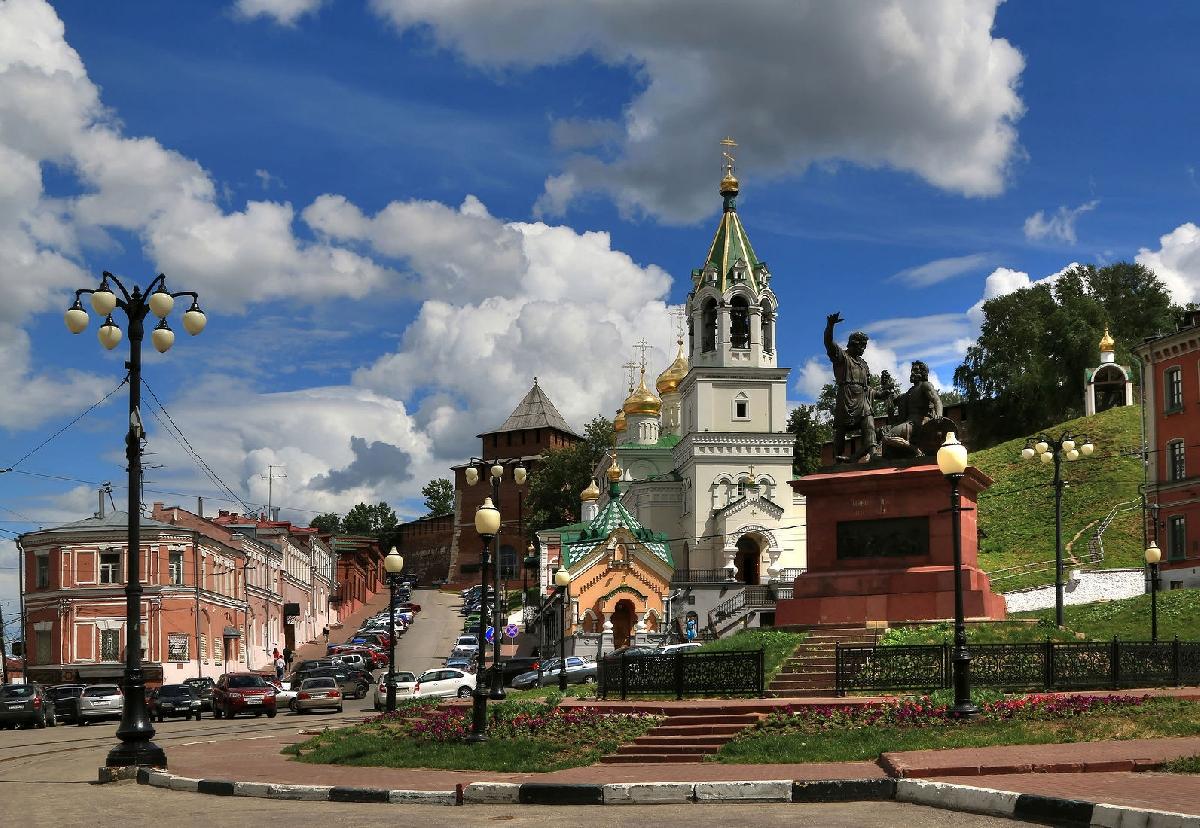 Афиша событий вНижнем Новгороде с21 по23 мая 2021г.