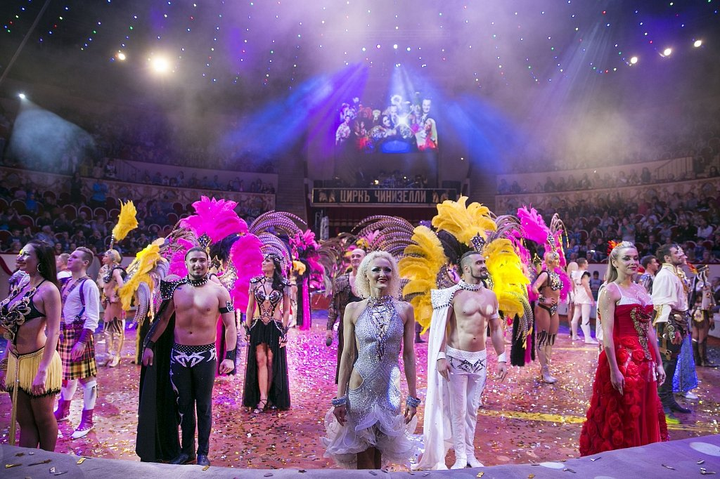 Цирковая программа «Баронеты»