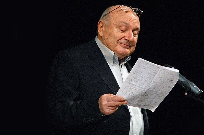Выступление Михаила Жванецкого в Нижнем Новгороде