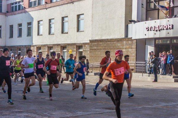 Соревнование побегу «38-й Сормовский осенний пробег»
