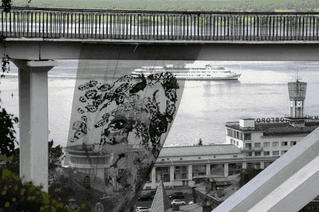 Публичный арт-проект «Смотрю внебо»