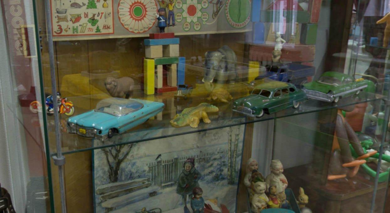 Музей механической игрушки
