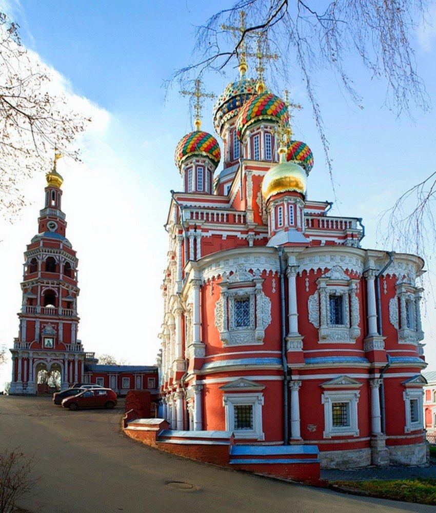 Храм вчесть собора Пресвятой Богородицы