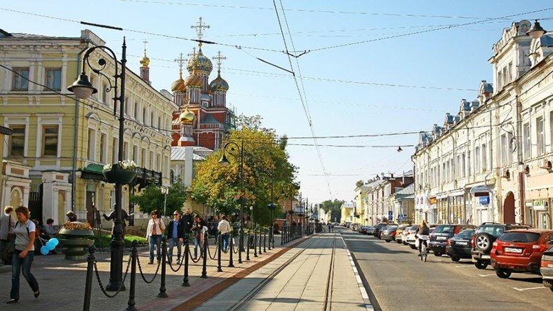 Рождественская улица