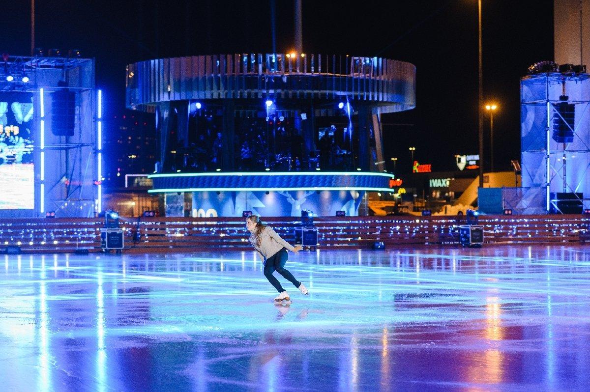 Зимняя площадка «Спорт Порт» 2020