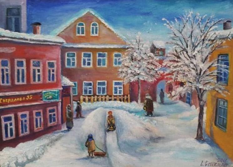 Выставка «Сапожник, писатель, художник»