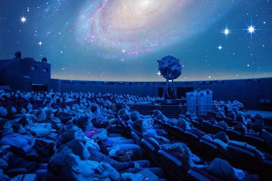 Вечерняя экскурсия вНижегородском Планетарии 2020