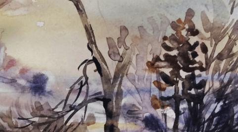 Выставка «Россия! Сердцу милый край»