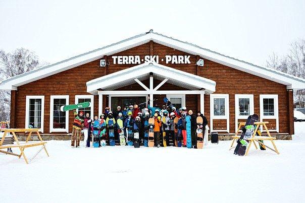 Парк активного отдыха «Терраски парк»