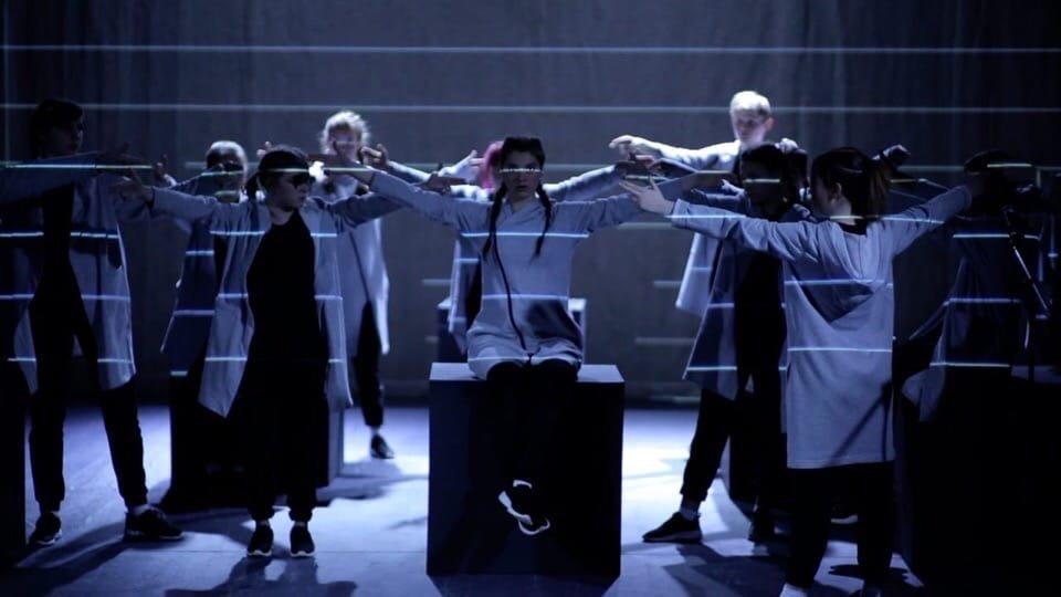 Онлайн-гастроли фестиваля социального театра «Особый взгляд»