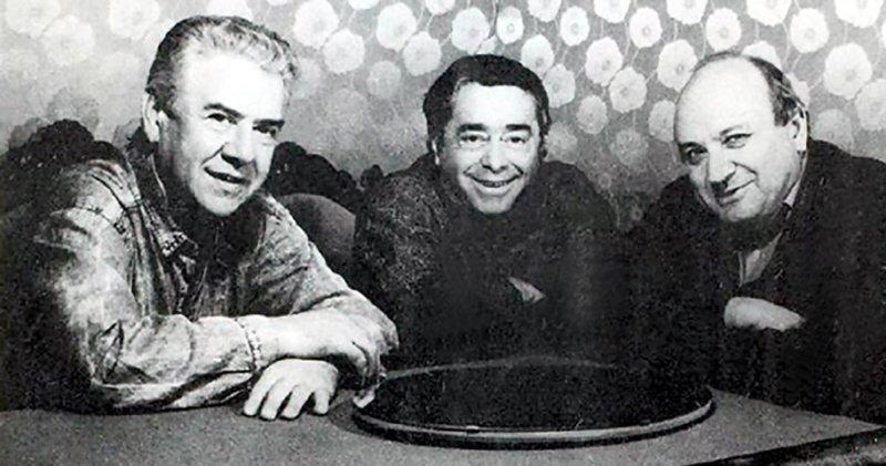 Михаил Жванецкий и Роман Карцев