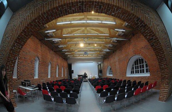 Государственный центр современного искусства Арсенал