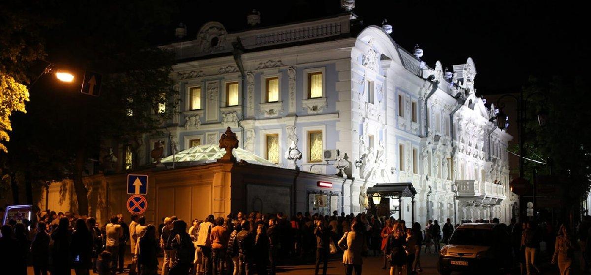 Всероссийская акция «Ночь искусств» вНижнем Новгороде 2020