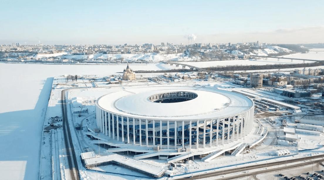 Развлекательная площадка «Зимняя сказка»-2019