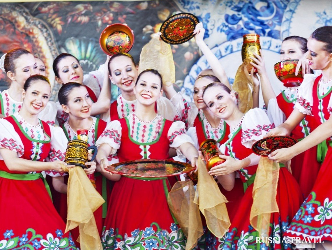 Международный фестиваль народных художественных промыслов «Золотая хохлома 2019»