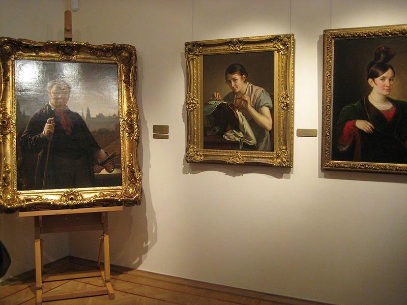 Выставка «Тропинин. Контексты»