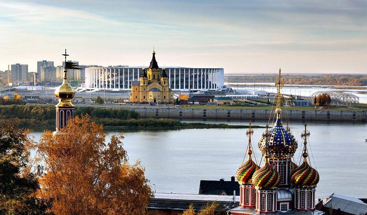 Бесплатный экскурсионный марафон поНижнему Новгороду